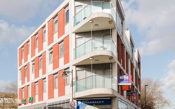 Bridge loan converted to investment loan on twenty-two residential flats, Islington N1