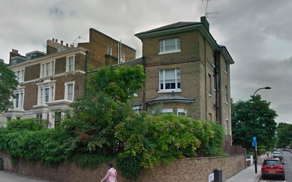 Bridge loan arranged for acquisition of mixed use property, College Cresent NW3